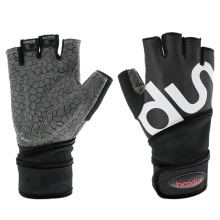 anti slip Wear resistant Sports font b Fitness b font Weight Lifting Gym Gloves Workout Wrist
