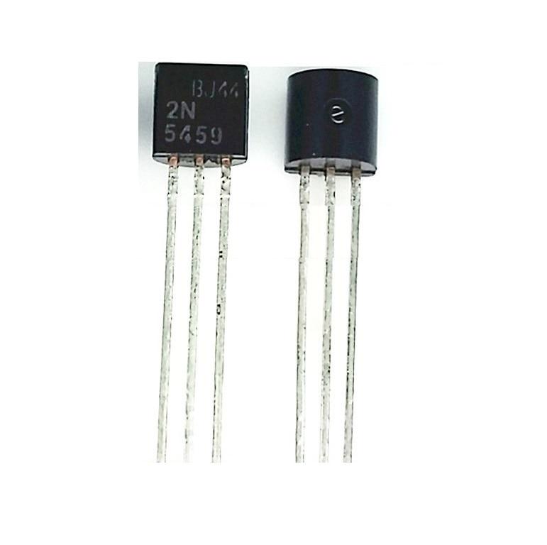 5 Pcs 2N5459 ORIGINAL Transistor TO-92 NEW