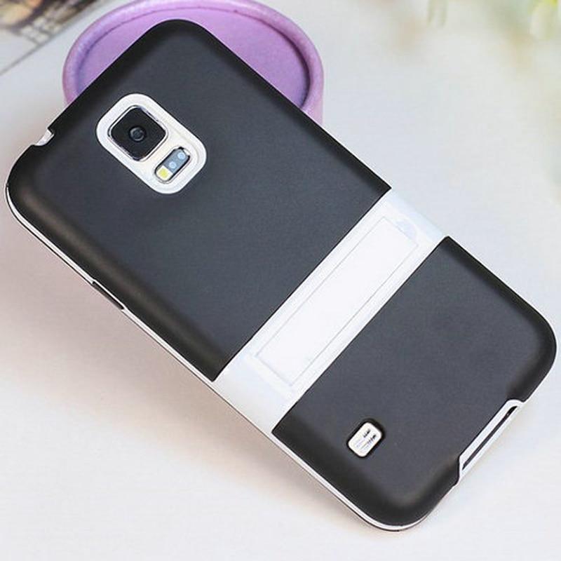 434d96c3841 Idools nuevo Slim lindo suave TPU Patas de bicicleta para Samsung Galaxy S5  i9600 cubierta trasera fresca del teléfono con el sostenedor del soporte  envío ...