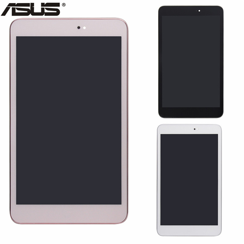 Asus Original LCD Display Touch Screen Assembly Replacement Part For MeMO Pad 8 ME581 ME581C LCD screen For Asus ME581C replacement original thl t6s lcd display hd screen assembly black