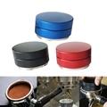 Бариста Эспрессо кофе тампер база прозрачный корпус 304 нержавеющая сталь Кофе Пресс кофе порошок молоток