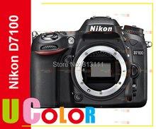 New Nikon D7100 DSLR Camera 24.1MP Body Only