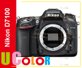 Original New Nikon D7100 DSLR Camera 24.1MP Body Only