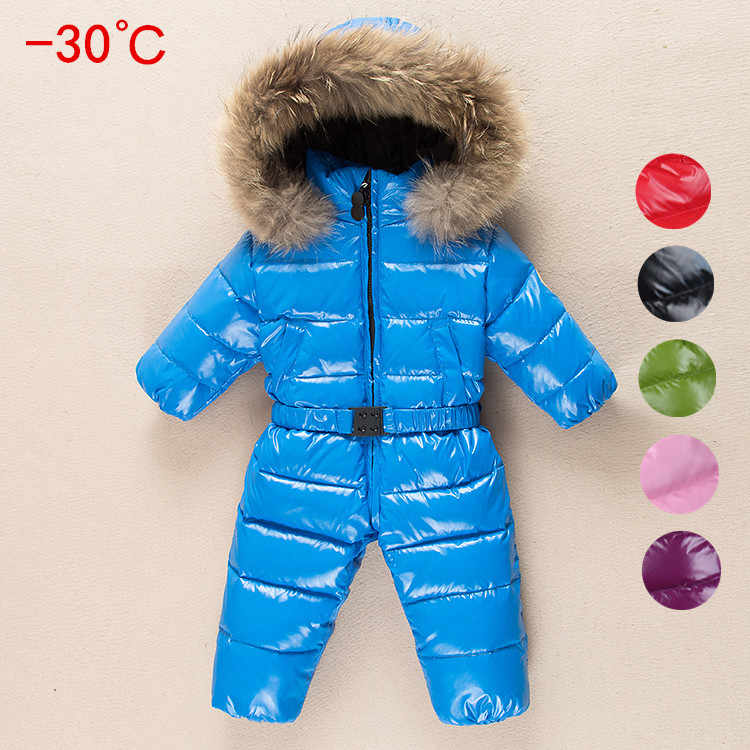 ... Комбинезоны для девочки, для малыша 2018, Одежда для новорожденных  мальчиков, брендовые зимние куртки ... bcb86300b58