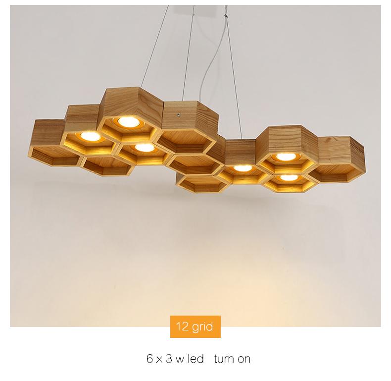 wood pendant 17