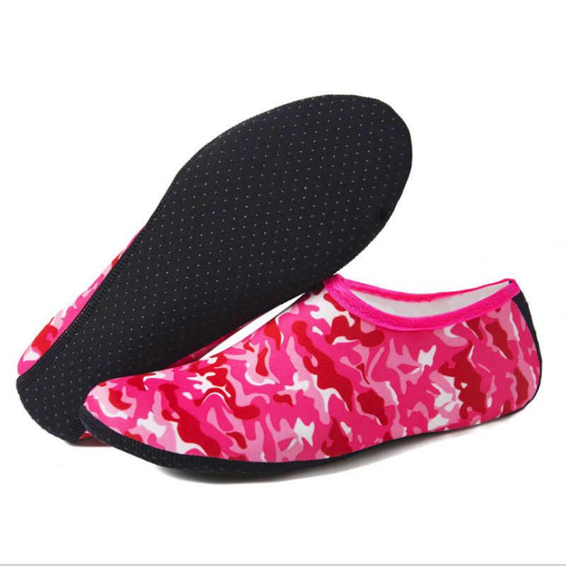 Duiken Vinnen Strand Zwemmen Schoenen Sokken Aqua Flippers Water Sokken Kids Vrouwen mannen Sport Flipper Sokken Huid Schoenen
