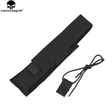 EmersonGear MP7 Single Pouch Magazine Pouch Tactical Wargame Nylon Holster Hunting Accessories Airsoft Rifle Mag Pouch EM6057