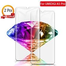 2019 Umidigi A5 Pro Glass protection verre trempé pour UMIDIGI A5 Pro offre spéciale protecteur décran pour UMIDIGI A5 Pro Film verre