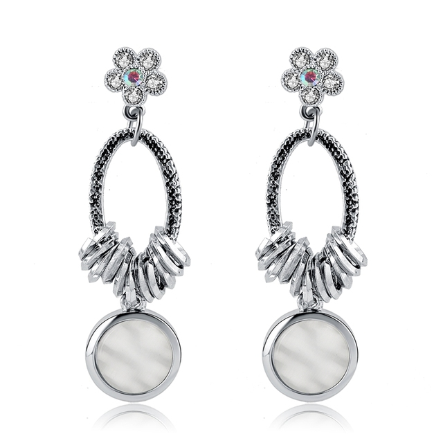 Chicvie серебро Цвет Новый Высокое качество модные ювелирные