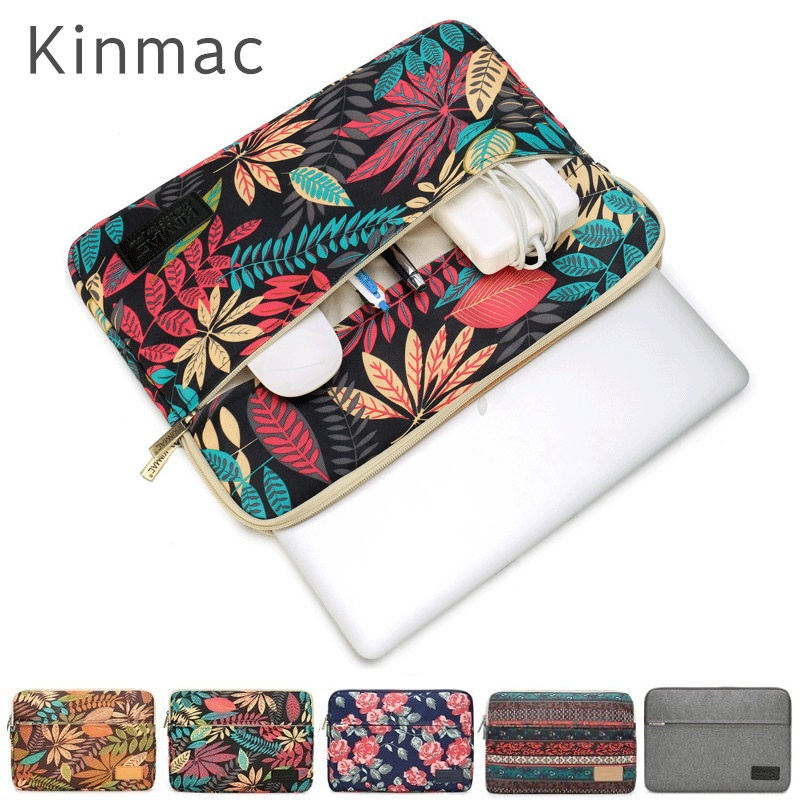 2018 Newest Brand Kinmac Nylon Sleeve Case For Laptop 13