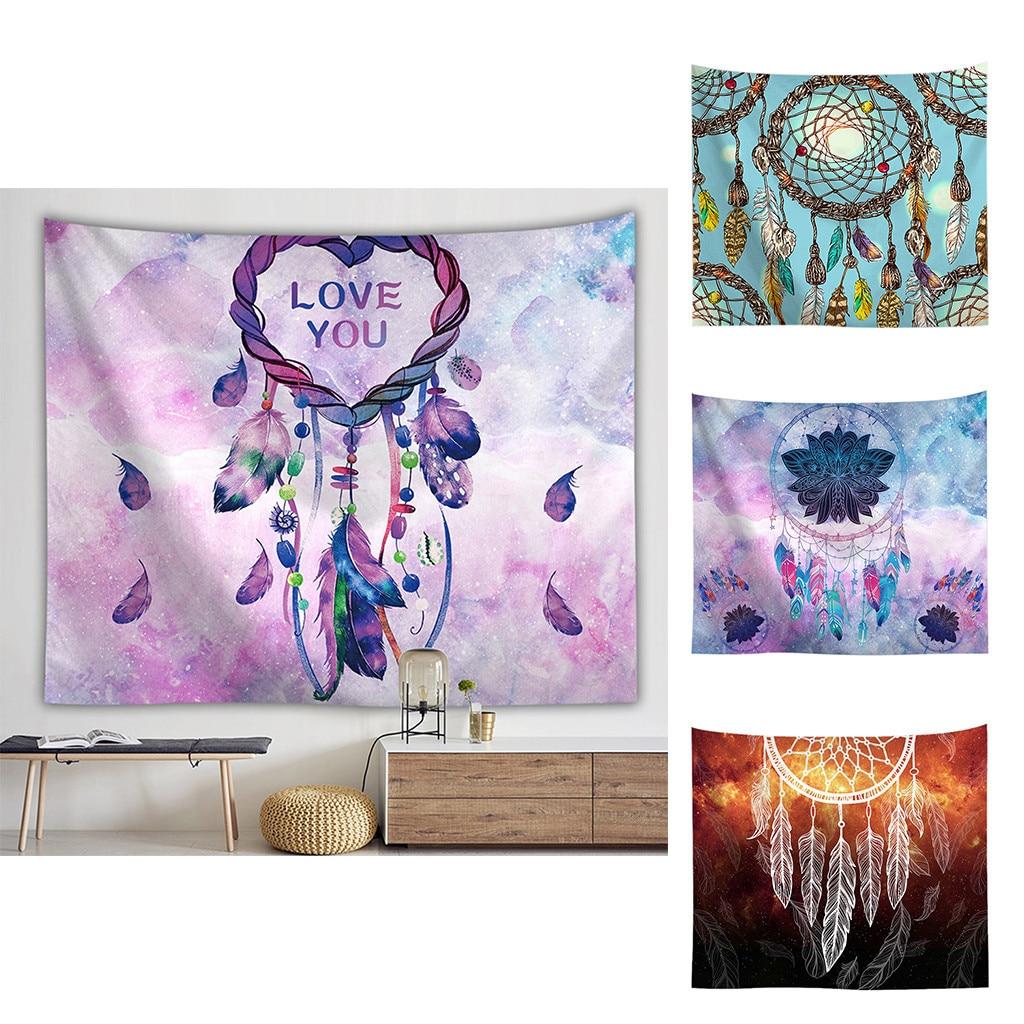 - 2019 Hot Sale Dream Catcher Tapestry Colorful Dream Catcher
