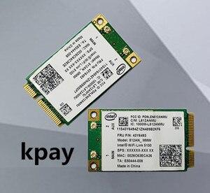 Image 1 - Voor IBM Lenovo Intel LINK 5100 512AN_MMW PCI E 802.11a/b/g/n 300 Mbps draadloze WIFI Kaart thinkpad X301 X200 W500 T400 T500 SL300