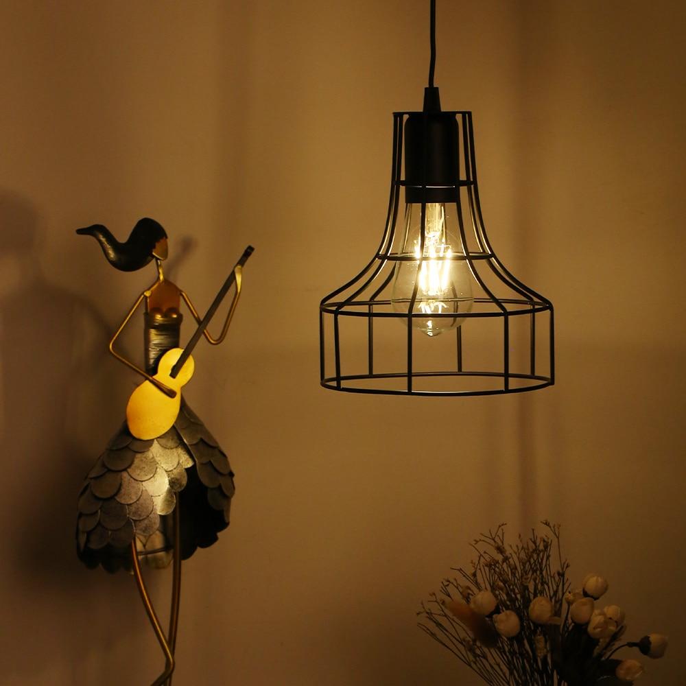 Solar Powered Energy Pendant Light Outdoor Lamp Light