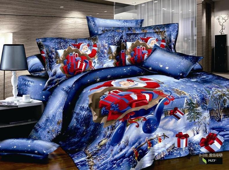 3d bedding sets nightmare before christmas bedding set bed linen ...