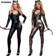 2018 Spiderman Jumpsuit New Black Halloween Costume For Women Ladies