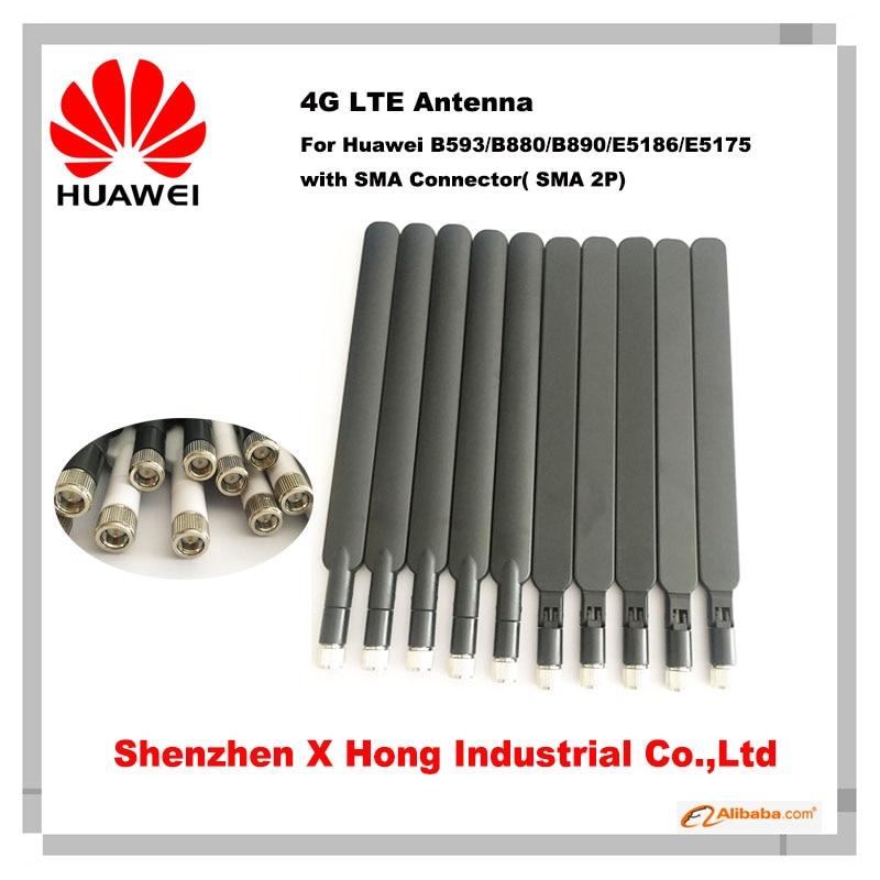 Original Huawei 4G LTE Antenna For B593 B890 B890 E5172 B2000  E5186 4g Cpe Lte Wifi Router Antenna Sma Connector