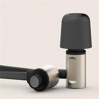 AK Original VJJB K2 In Ear Earphone Hifi 7mm Dynamic Magic Sound Earbuds Aluminum Alloy Tune