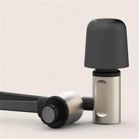 AK Original VJJB K2 In Ear Earphone Hifi 7mm Dynamic Magic Sound Earbuds Aluminum Alloy Tune