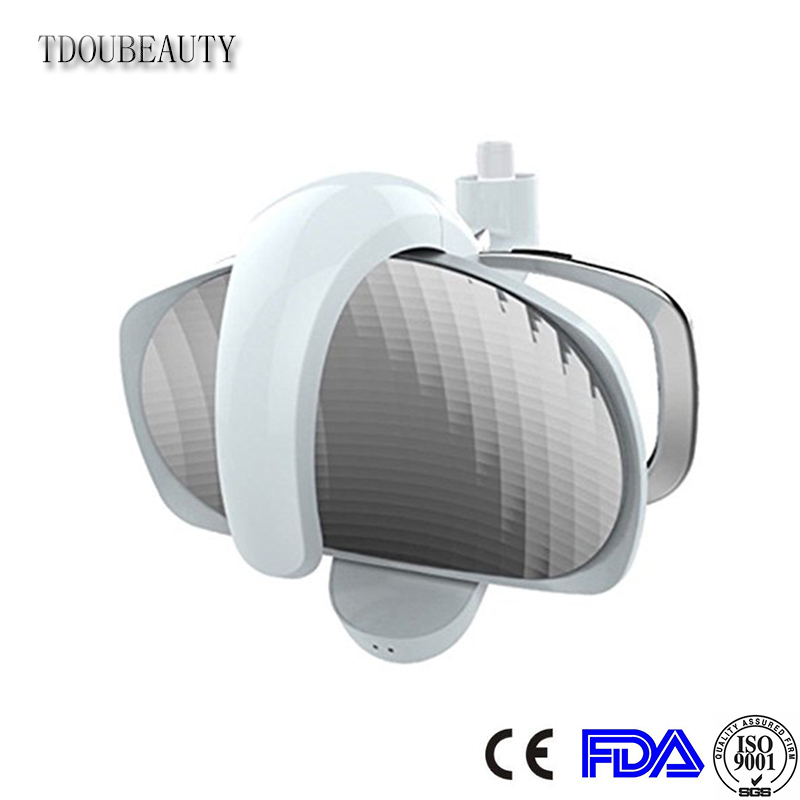 TDOUBEAUTY Reflectance LED Dental Lamp Bionic Design CX249-22 By Tdou Free Shipping tdoubeauty dental greeloy silent oil free air compressor ga 62 free shipping
