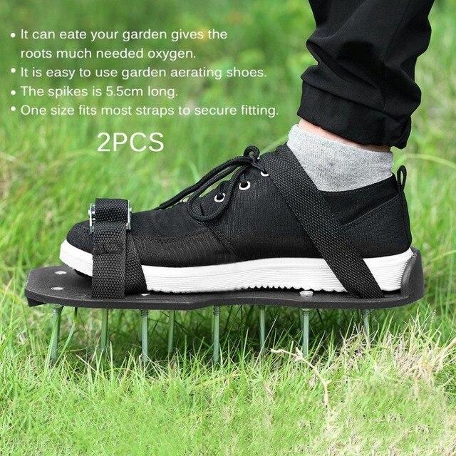 6dbf902da 2 pçs set Pintura Epóxi Piso Picos Sapatos Sandálias Sapato Aerating  Ferramenta de Cuidado Do