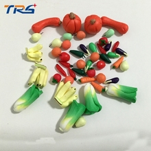 20pcs/lot architectural small size simulation fruit artificial fake vegetables model didactical doll 100pcs/lots free shipping