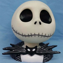 Head Jack Skellington Tim Burton Save money Animation The Nightmare Before Christmas Cute Bobble Action Figure