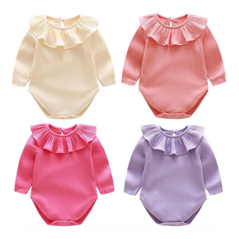 9dfb9b54121 Detail Feedback Questions about Baby Girls Rompers Autumn Cotton tutu  Clothing Full Colorful Kids Overalls Infant Jumpsuits Toddler Costume  Newborn Boys ...