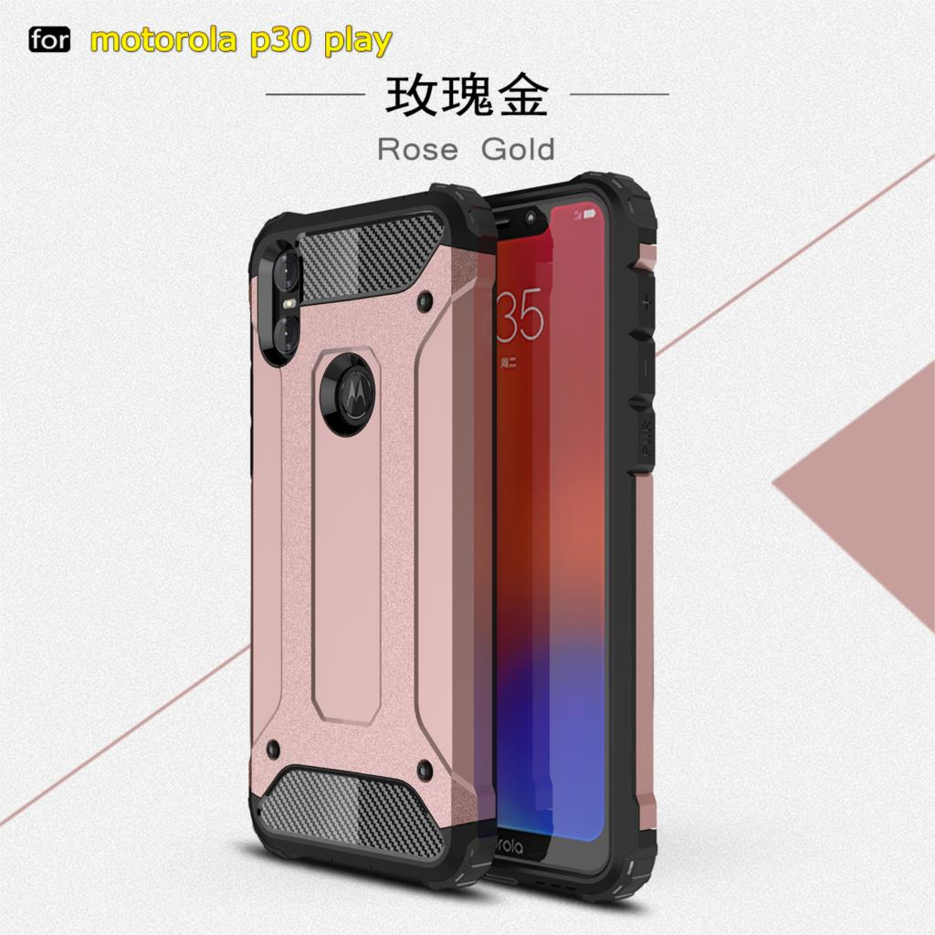 "Case For 5.9"" Motorola XT1941-3 Case Cover Motorola One XT1941-5 XT1941-6 Armor Case Moto One XT1941-4 Moto P30 Play XT1941-2"