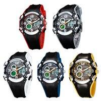 Top Brand OHSEN Sport Watch Children Boys Waterproof Digital Display Watches 2017 Newly