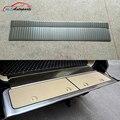 Rear Bumper Protector Cover Trunk Guard Trim For Toyota Land Cruiser LC V8 FJ 200 LC200 2008 2009 2010 2011 2012 2013 2014 2015