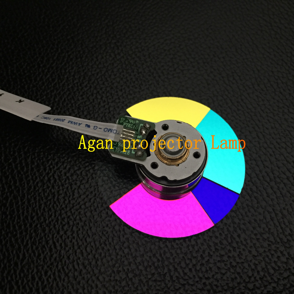 Original Projector Color Wheel for Optoma DM50 wheel color projector color wheel for optoma hd66 hd67n