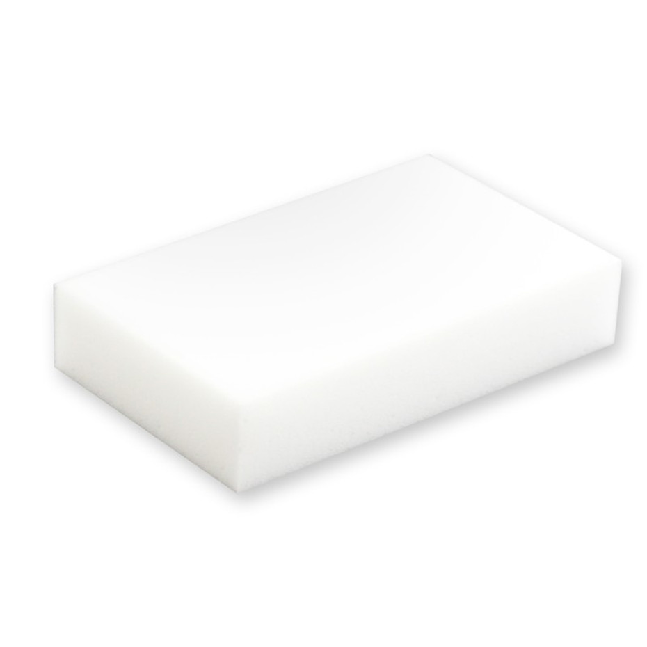 Deal›Melamine Sponge Eraser Nano Bathroom Clean-Accessory/dish-Cleaning Office Kitchen White