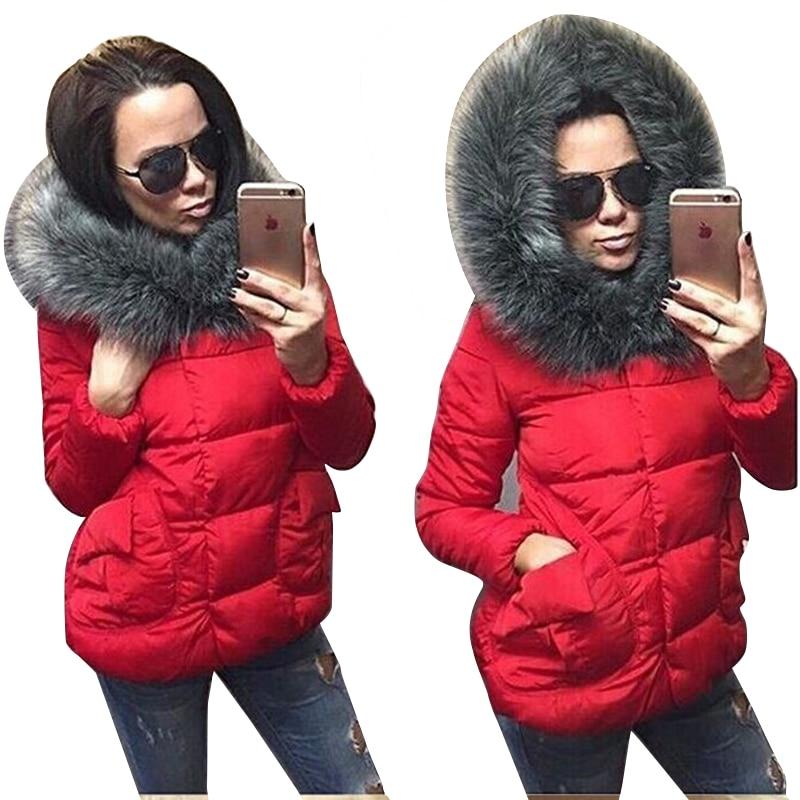 Aliexpress.com : Buy New Winter 2017 Women Jackets Cotton Full ...