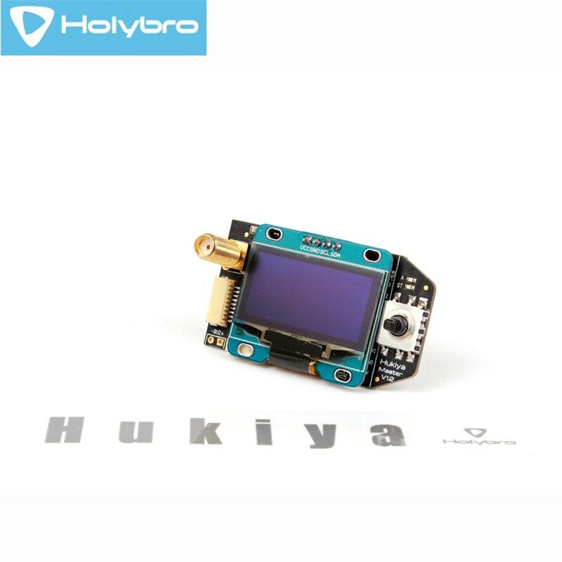 Holybro Hukiya RX5808 5,8G 48CH Pro Diversity Empfänger Mit Led anzeige Für Fatshark Brille FPV Racer Drone RC Spielzeug - 2