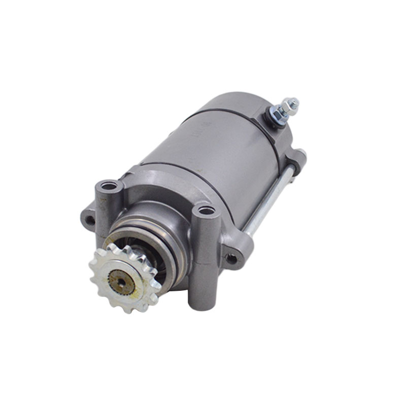 Motorcycle Engine Electric Starter Motor for Honda Rebel CBT250 CA250 DD250 CMX250 253FMM goofit twin carburetor double carburettor cylinder carb chamber 250cc rebel cmx 250cc cmx250 ca250 cbt250 n090 050