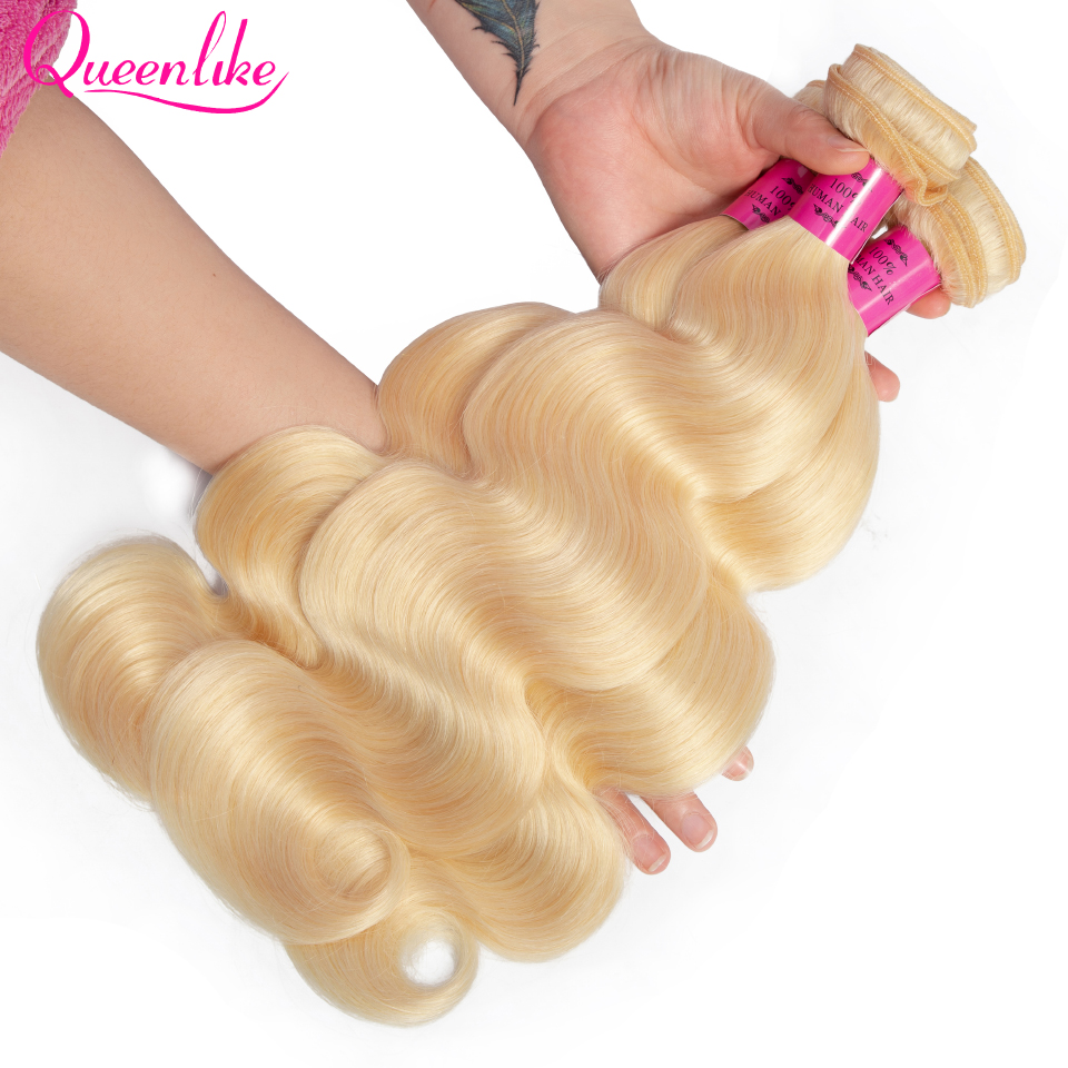 blonde bundles with closure 26