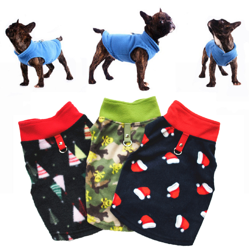 Winter dog Clothes for small Medium Dogs