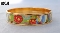 Cloisonne jewelry jewelry bracelet Austrian style of art jewelry