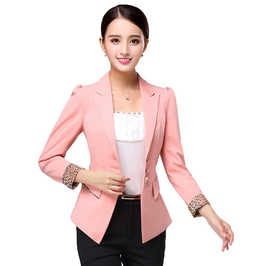 Popular Ladies Office Wear Blazer Buy Cheap Ladies Office Wear