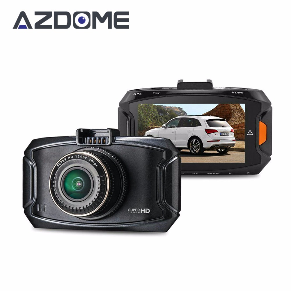 Azdome GS90C Ambarella A7 A7la70 Car Dvr Video Recorder Camera Full HD 1080P 60fps 2 7
