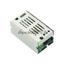 Régulateur de tension réglable avec boîtier, convertisseur abaisseur, DC 60V, 15A, 200W, DC DC, 8 55V à 1 36V