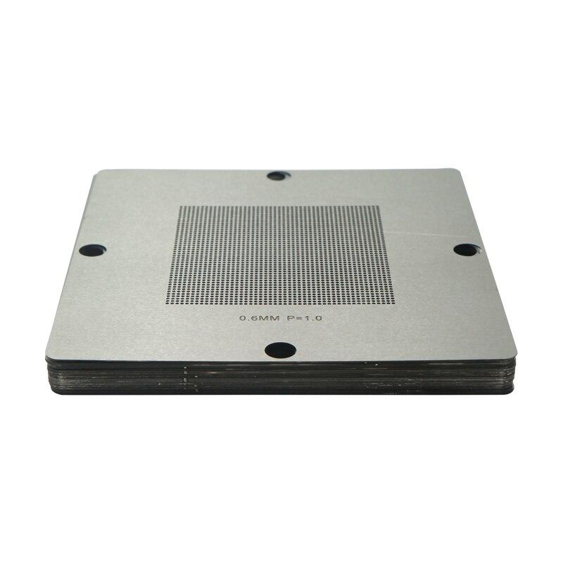 Offre spéciale 90x90mm Bga pochoir 10 pièces pour ordinateur portable Reballing universel avec la meilleure qualité pour station de reprise bga