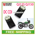125cc 150cc QJIANG QJ150-19A QJ125-19 dirt bike dc cdi box MOTORCYCLE accessories free shipping