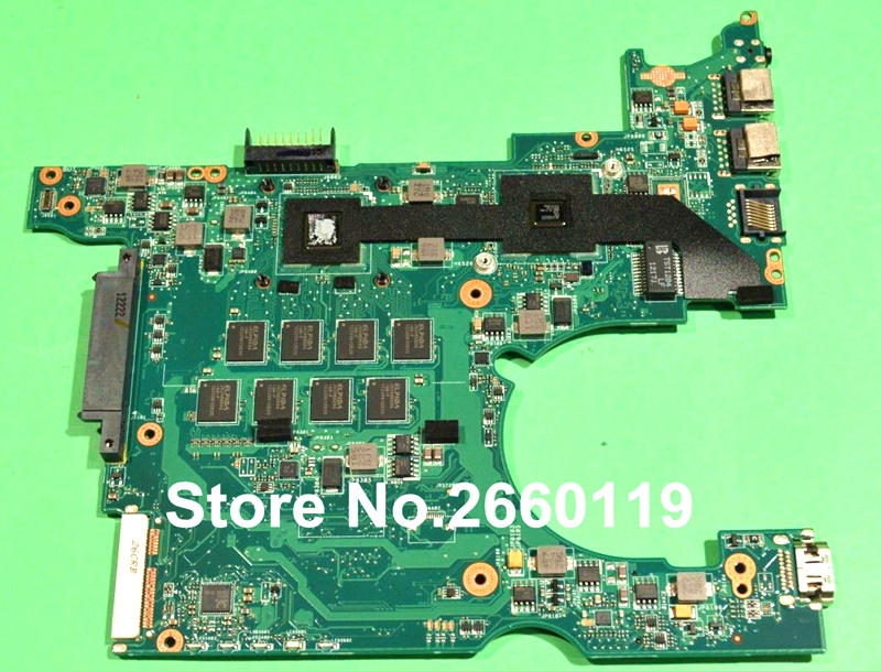 ФОТО 100% Working Laptop Motherboard For Asus 1225B Main Board Fully Tested and Cheap Shipping