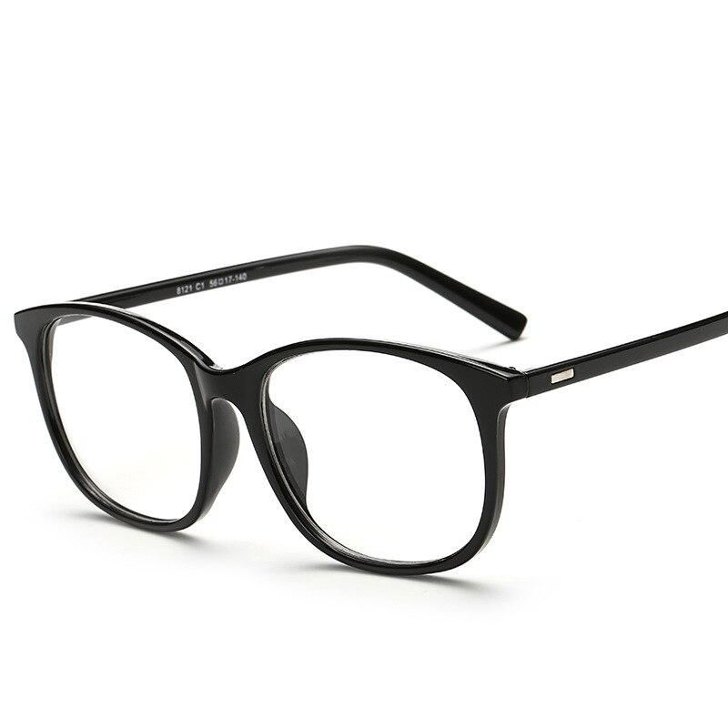 6d6abd50bc Eyeglasses Frames Square Women Full Frame Retro Reading Eye Glasses Clear  Lens Ultra Light Frames Male