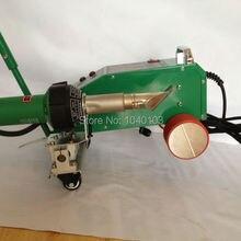 Автоматический горячий воздух сварщик машина высокого качества баннер сварочный аппарат/воздуховод Горячей Плиты Сварщик