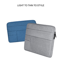 Case for Coque Bag macbook air 13 11 12 15 15.6″ Laptop Bag Men Notebook Computer Male Simple Office Business Bag for Dell HP