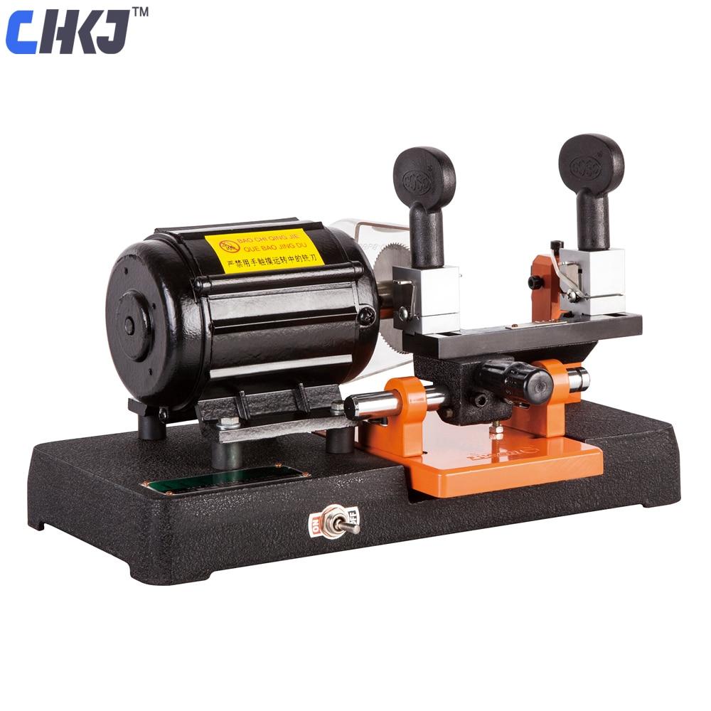 CHKJ Goso 238RS Leaf Lock Key Duplicating Machine Key Cutting Machine Make Car Door Keys Locksmith