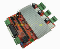 Quality Assurance CNC 3 Axis Controller TB6560 3 5A Stepper Motor Driver Board For Mach3 Factory