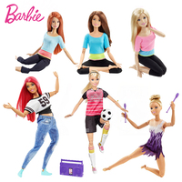 Barbie Original Brand 1 Pcs 3 Style Choice Multivariant Style Of Dolls The Girl A Birthday
